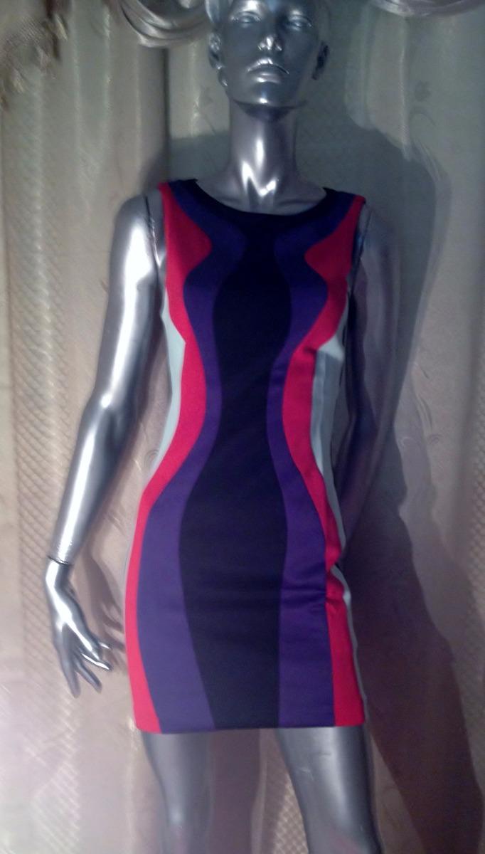 Vestido Corto Negro Combinado Cóctel Casual Envío Gratis - $ 620.00 ...