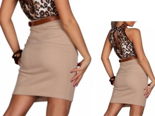 vestido corto noche oficina fiesta elbauldecorina 010170