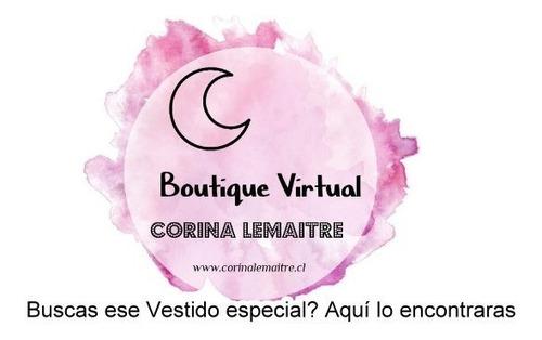 vestido corto oficina cóctel fiesta elbauldecorina 010199