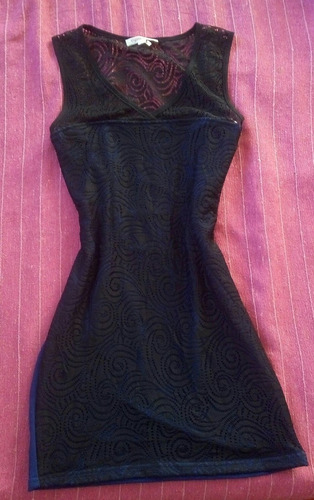 vestido corto para dama. tipo coctel importado