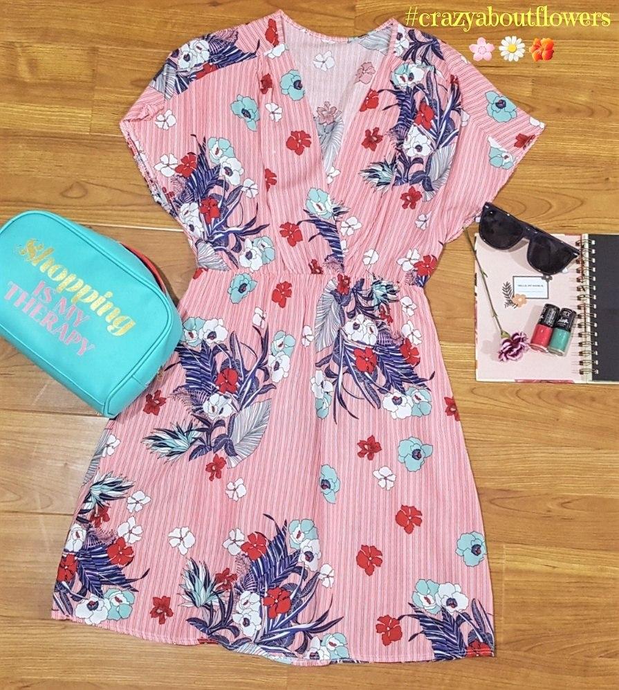 67edaa4227a1 Vestido Corto Primavera Verano 2018
