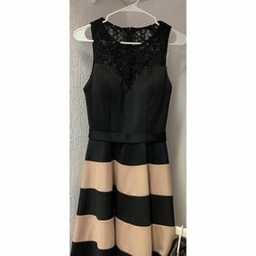 Vestido Rue De La Paix Vestidos Noche Vestidos Corto Usado