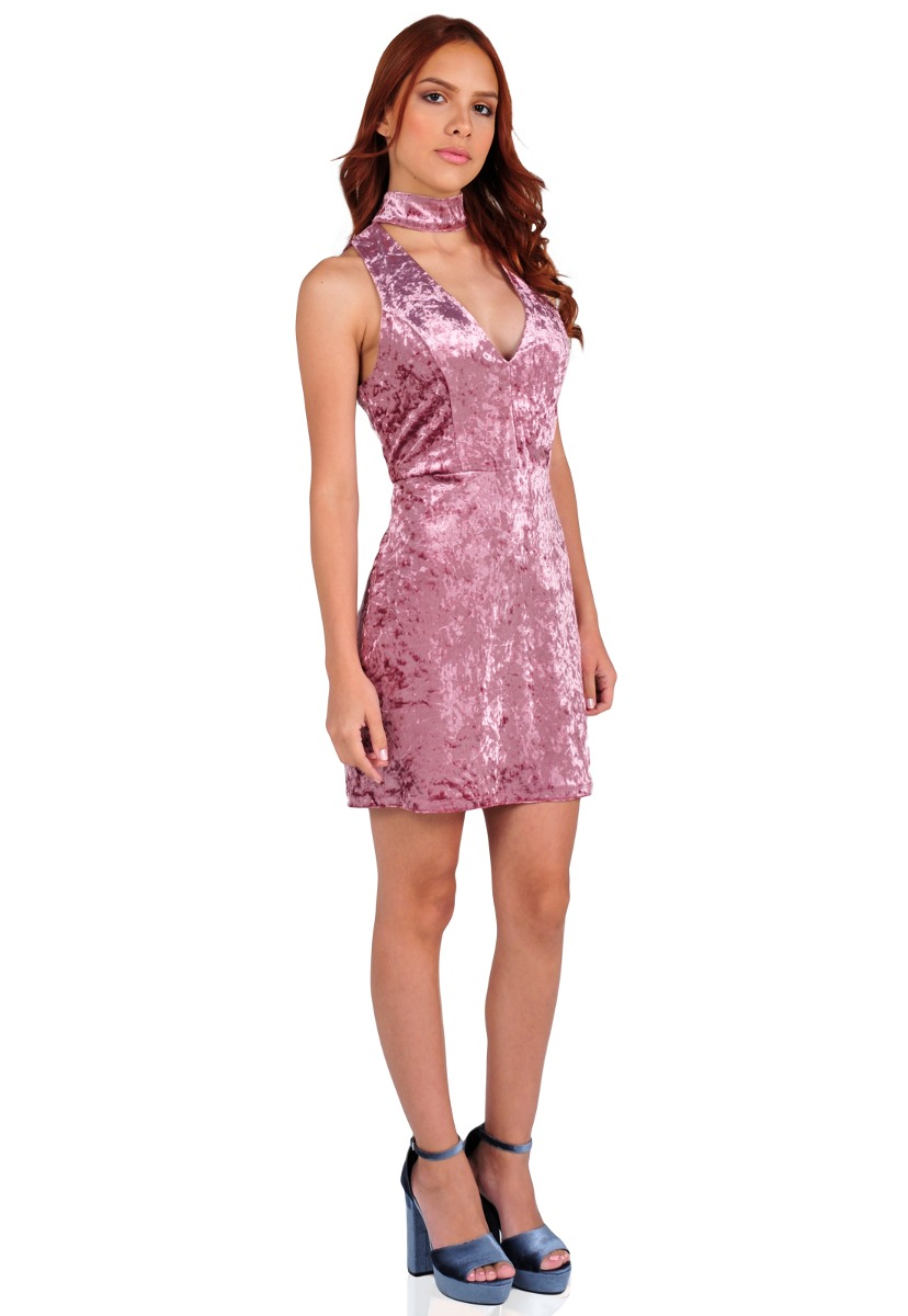 Vestido Corto Sin Mangas De Mujer Vestimenta Vw173-1117-759 - Bs ...