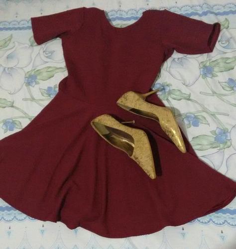 vestido costa nua