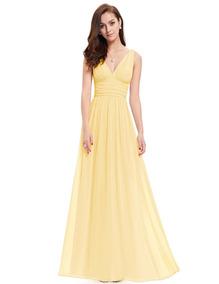 20cc007c3 Vestidos En Venta En Xalapa Mujer Otros Largos - Vestidos Amarillo en Baja  California en Mercado Libre México