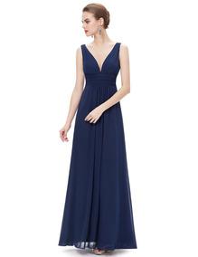 0c2676de3 Vestidos Boda De Dia - Vestidos Azul oscuro en Tijuana en Mercado ...