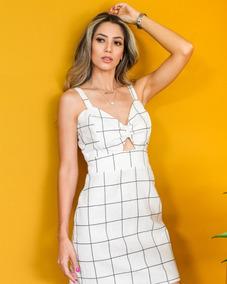 d453635965 Vestido Linho Plus Size - Vestidos Femininas no Mercado Livre Brasil