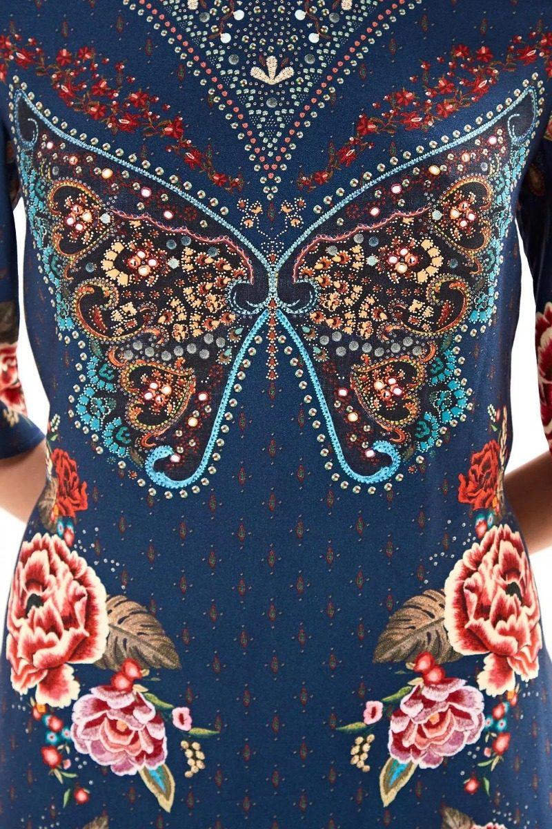 dcd0a376b vestido curto borboleta mistica farm. Carregando zoom.