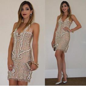 86c36274d Vestido Fabiana Milazzo - Calçados, Roupas e Bolsas no Mercado Livre ...