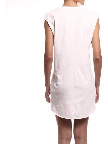 vestido curto coca-cola original sem manga 443202509