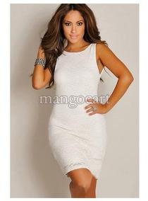 87be8313e Vestido. De Renda Vestidos Feminino - Vestidos Novo em Arapongas com o  Melhores Preços no Mercado Livre Brasil