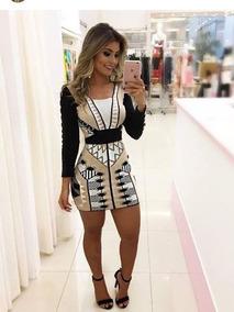 1e4c3c1a6 Mira Luxo Moda Vestido Tamanho U - Vestidos Casuais U Femininas no Mercado  Livre Brasil