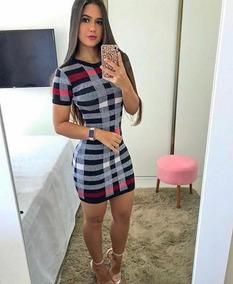 6a6d5fab19 Mira Luxo Modas Vestido - Calçados, Roupas e Bolsas com o Melhores Preços  no Mercado Livre Brasil