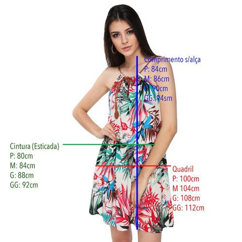 vestido curto feminino