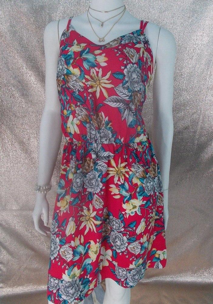 cc62ea1acd vestido curto feminino soltinho viscose estampado verão flor. Carregando  zoom.