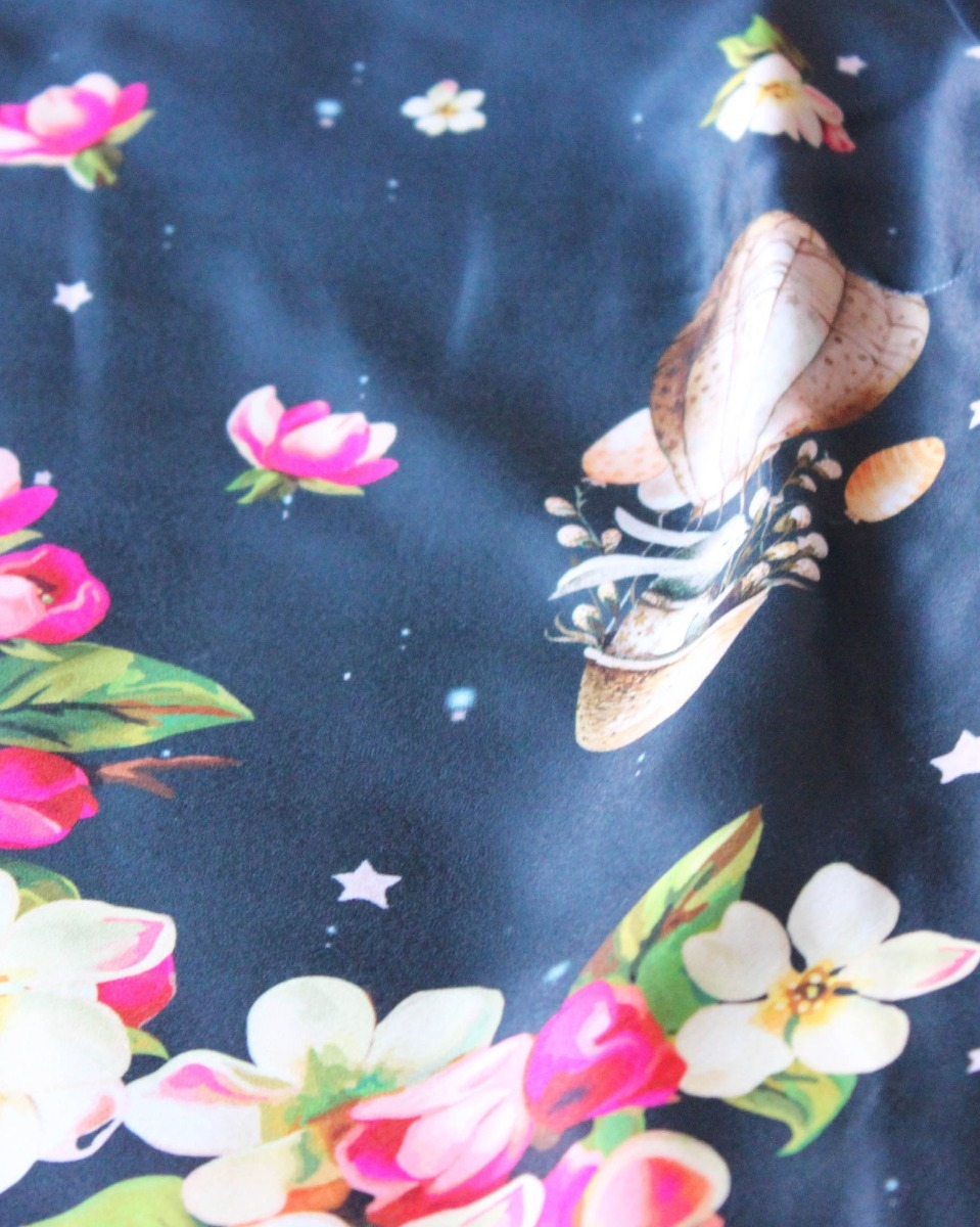 5b49375150 vestido curto floral estampado kitson. Carregando zoom.