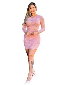 52881699e7a5 Vestido Panicat Bandage Curto Justo - Vestidos com o Melhores Preços no  Mercado Livre Brasil