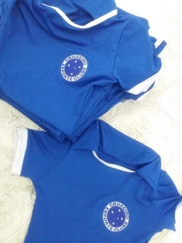 vestido curto moda casual roupa times do futebol feminina