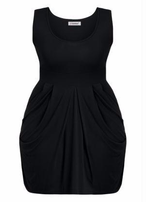 vestido curto preto plus size festa balada roupa g gg xxg xl