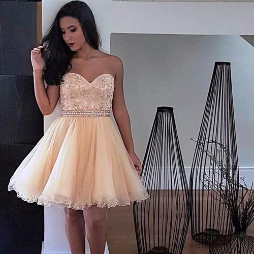 vestido curto vestido