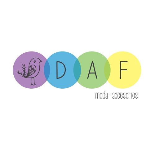 vestido daf modelo fiesta tallas 6,8 y 10 años