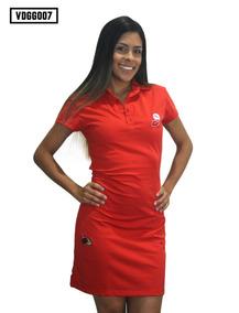 93087849357a Vestidos Superdry - Vestidos Rojo en Mercado Libre Venezuela