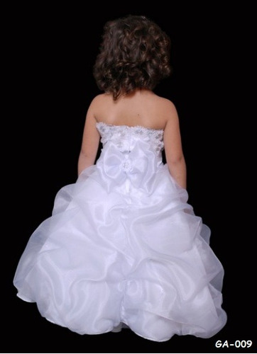 vestido dama honra festa infantil criança casamento