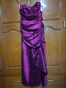 Rue Paix Vestido Vestidos Violeta En Distrito Federal En