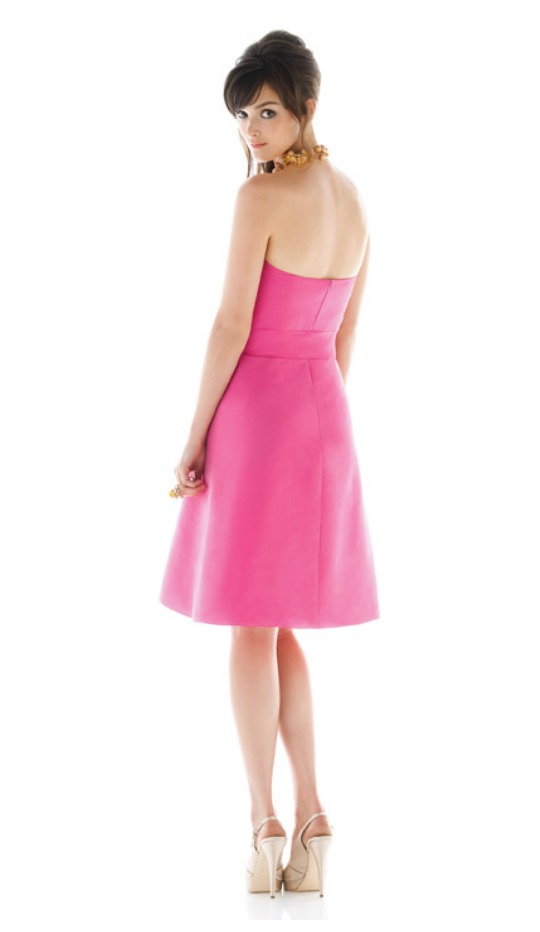 Vestido Dama Talla 10\\34-36\\ M Convertible Tirantes Satinado ...