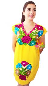 c05c7b16b Vestidos Tipicos Mexicanos Modernos - Vestidos en Mercado Libre México