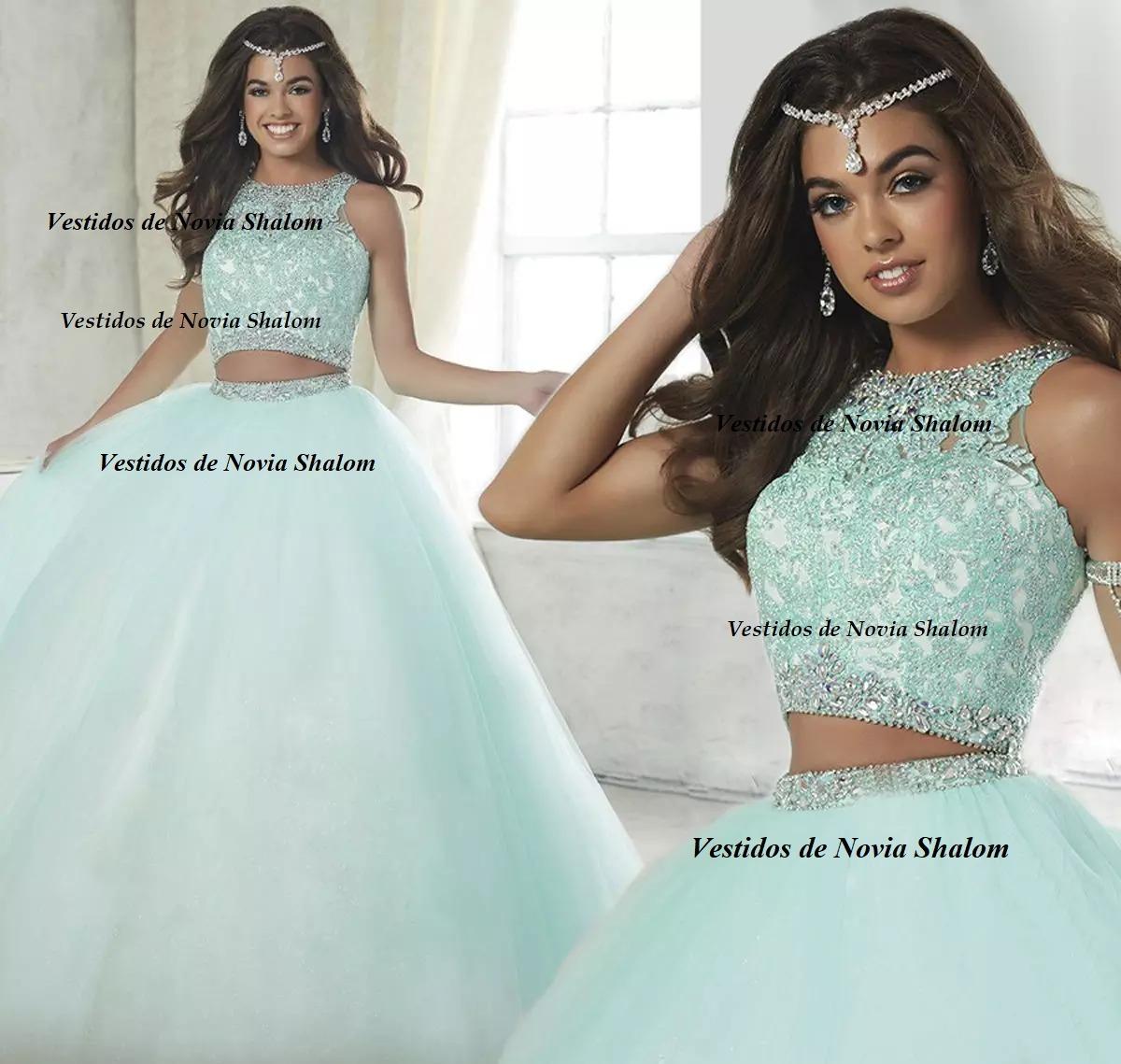 Vestido De 15 3 Piezas #18 - $ 10.500,00 en Mercado Libre