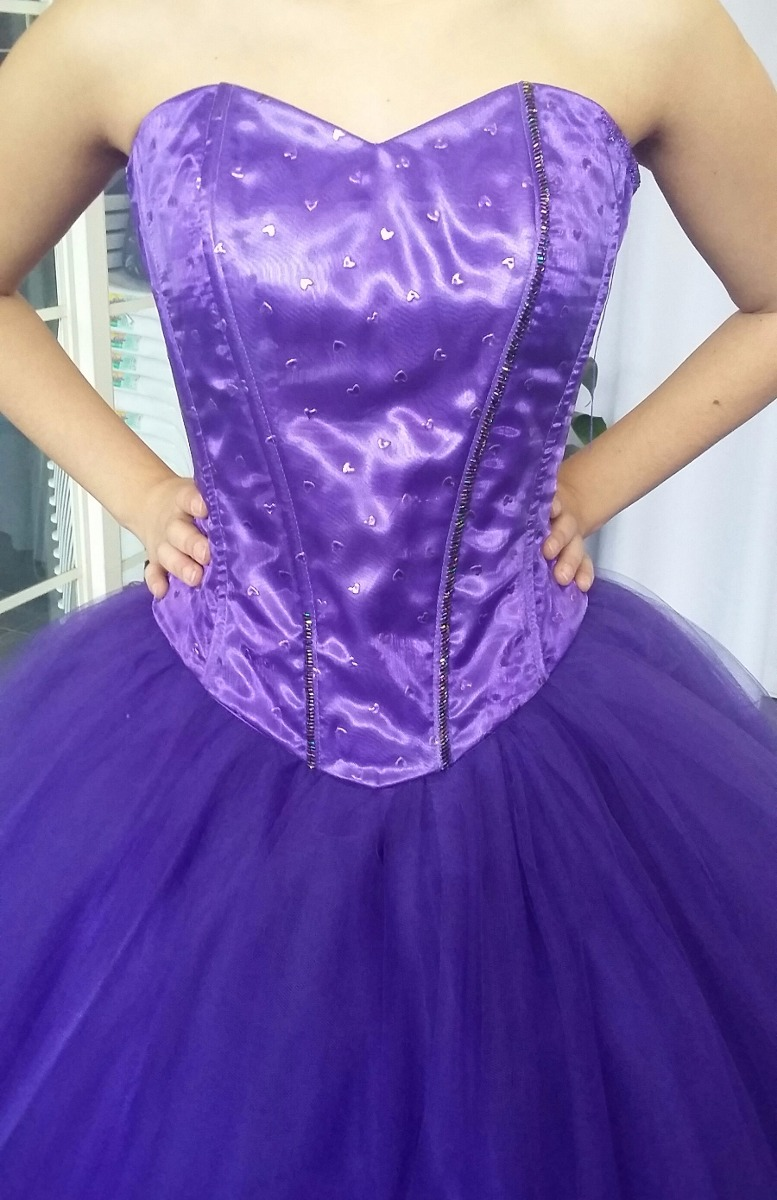 Vestido De 15 - $ 2.800,00 en Mercado Libre