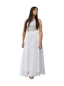 En Libre De Naturales 15 Mujer Mercado Blanco Vestidos 6ybfg7