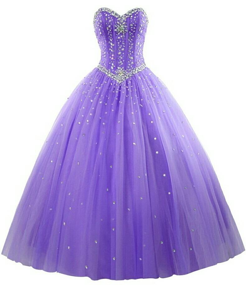 Vestido De 15 Años Color A Eleccion Hermoso!! - $ 4.950,00 en ...