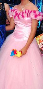 Vestido De 15 Años Color Rosa Pastel