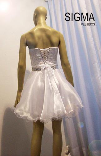 vestido de 15 años de fiesta a medida!!!