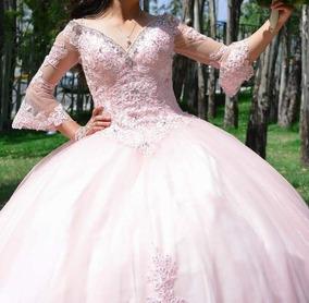 c209ec33b Vestido De Xv Anos Barato - De 15 de Mujer en Puebla en Mercado ...