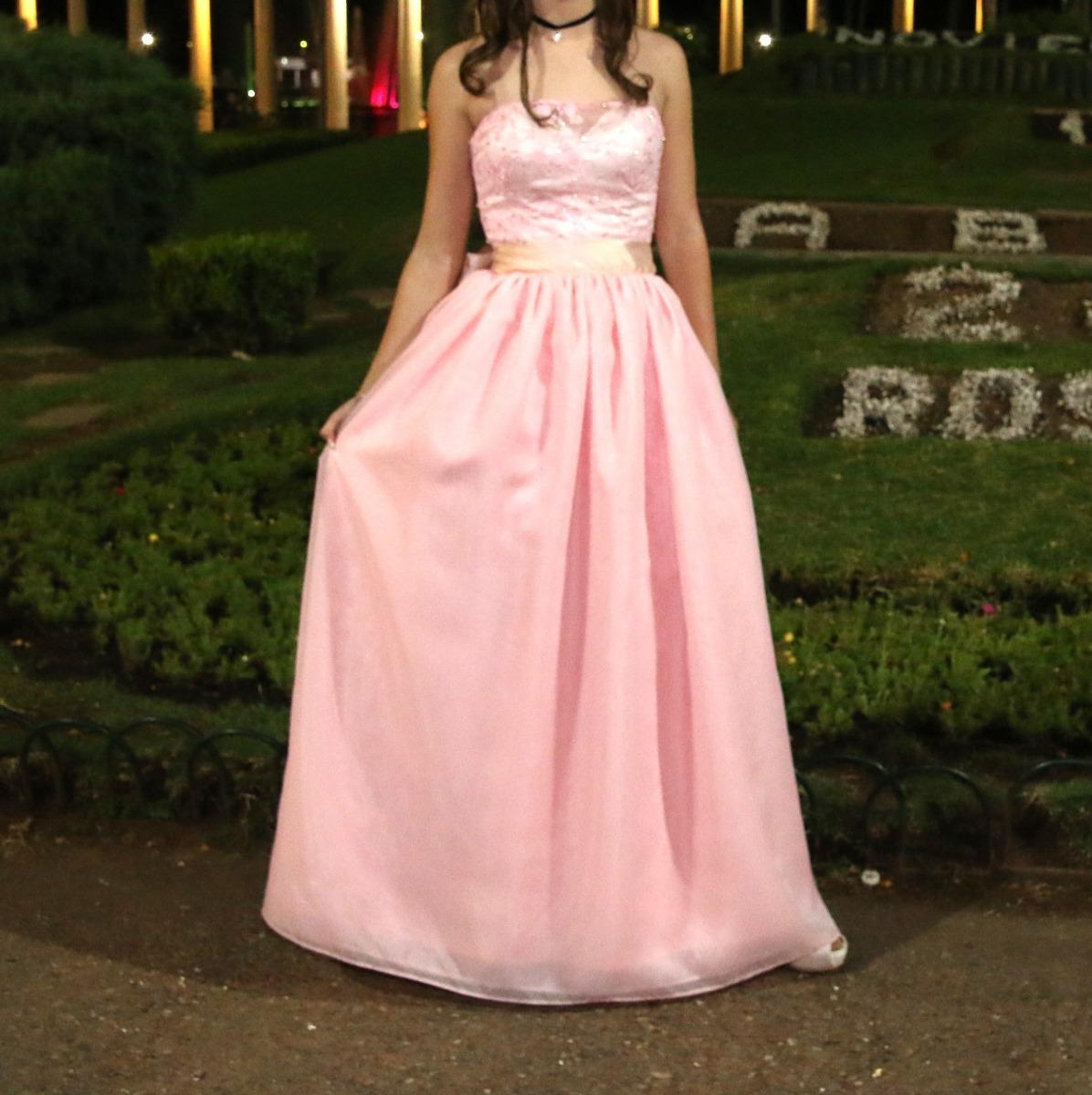 252b7f2b0 Vestidos de noche usados sps - Vestidos mujer