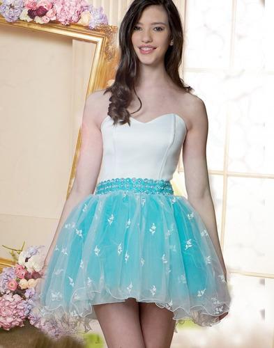 vestido de 15 años nina