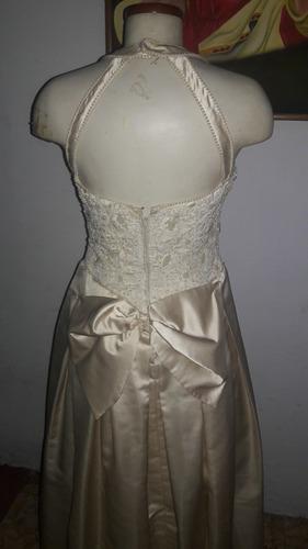 vestido de 15 años o para matrimonio usado