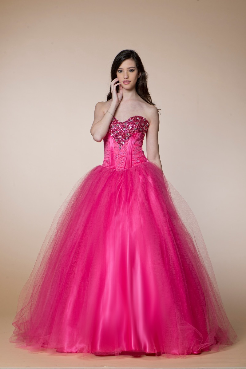 Vestido De 15 Años Roxana Envio Gratis - $ 7.020,00 en Mercado Libre
