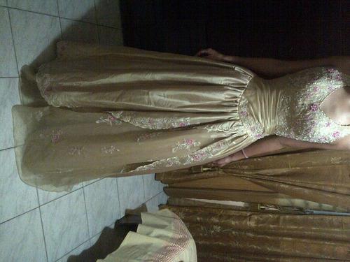 vestido de 15 años, talla s