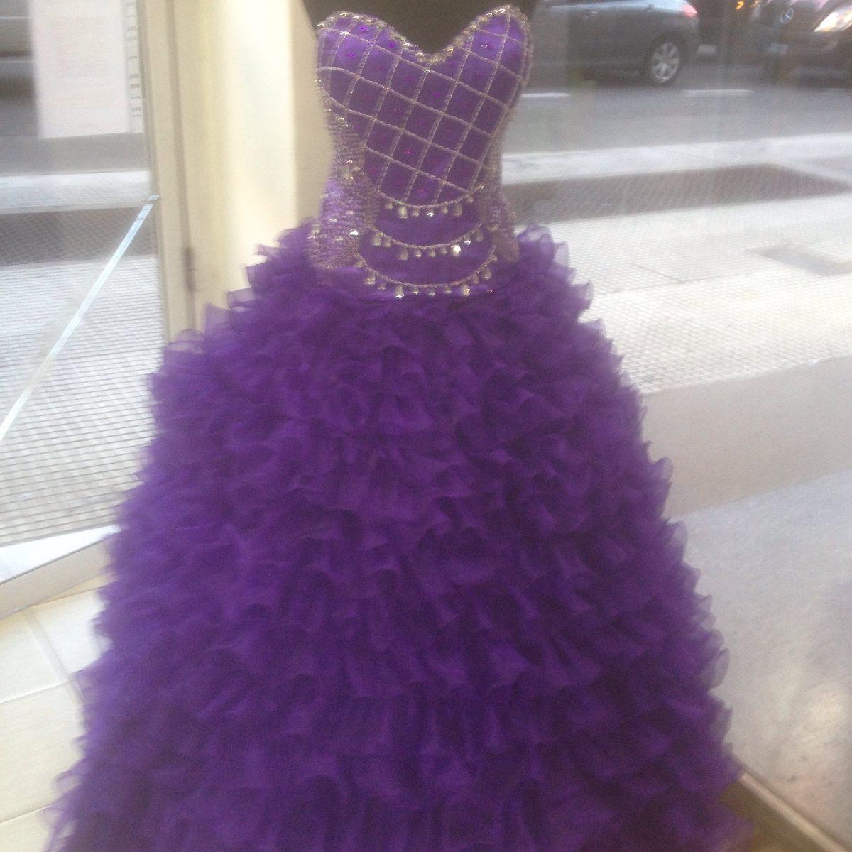 Vestido De 15 Años Y Novias - $ 4.590,00 en Mercado Libre