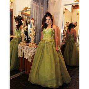 4fcaa8ee1 Vestido Para Recepcion Colore Verde Manzana - Ropa y Accesorios en ...