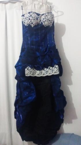 vestido de 15 nuevos desmontable