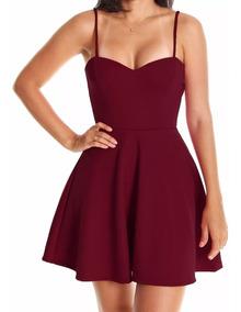 b0492a1d303b Vestido Preto Rodado - Vestidos Femeninos Curto com o Melhores Preços no  Mercado Livre Brasil