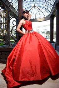1d6a46d93 Vestido De Alta Calidad Para Celebrar Tus Xv Años