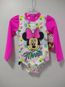 comprar online 0fce9 ccf50 Vestido De Baño Entero Minnie
