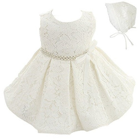 Vestido De Bautizo Para Bebés Y Niñas Diseño De Princesa