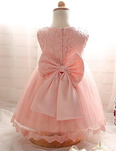 6c3d8184e Vestido De Boda De Princesa Con Tul De Flores Para Niñas Y